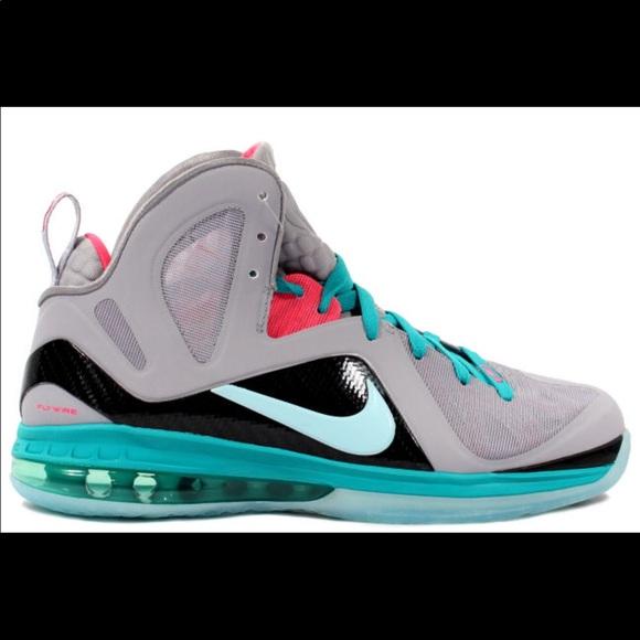 Nike Lebron Ix 9 South Beach Miami Vice